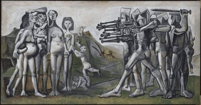 Massacro in Corea di Pablo Picasso: analisi