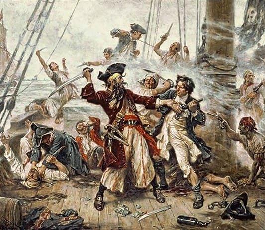 Pirata o corsaro: qual è la differenza? E tra pirata, filibustiere e bucaniere?