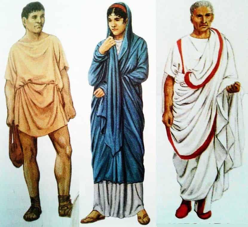 Come vestivano i Romani: moda maschile e femminile - Studia Rapido