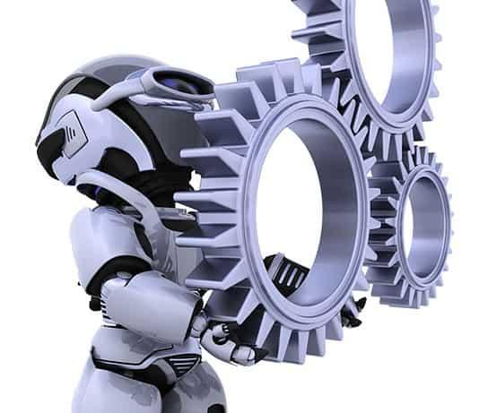 Robot, componenti hardware e software