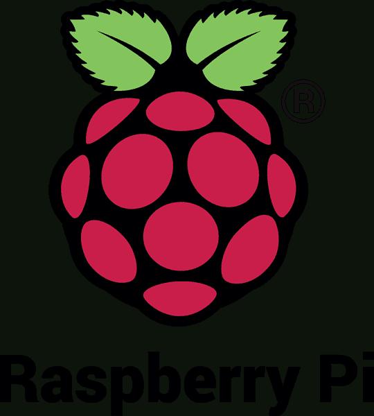 Il logo Raspberry Pi