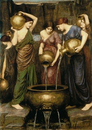 Le Danaidi, le 50 figlie di Danao
