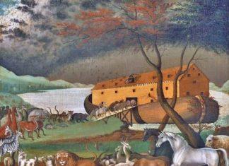 Il diluvio universale nella tradizione biblica
