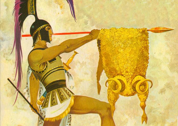 Giasone e la conquista del vello d'oro