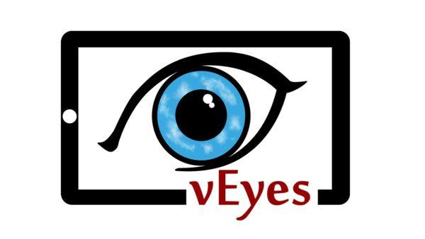 Il logo del progetto vEyes