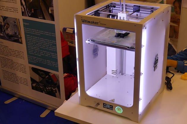 Stampante 3D - Ultimaker