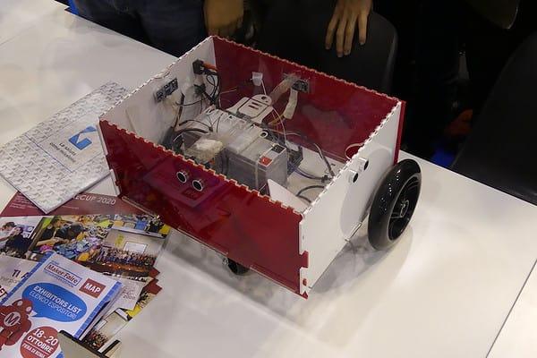 MARRTINO: Robot per le scuole