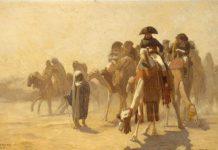 La campagna in Egitto di Napoleone Bonaparte