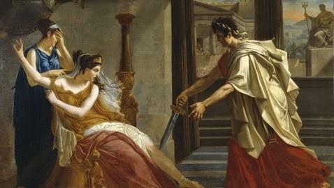 Orestea trilogia di Eschilo: opere e riassunto
