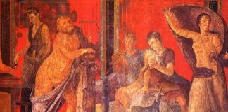 I quattro stili della pittura romana