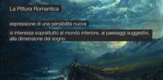 La pittura romantica: idee e tematiche