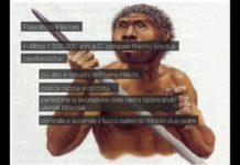 Paleolitico inferiore, descrizione [video]