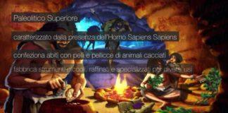 Paleolitico superiore: l'Uomo sapiens sapiens
