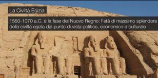 La storia dell'Egitto