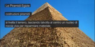 Le piramidi egizie: come erano costruite