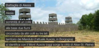 La battaglia di Alesia: Cesare conquista la Gallia