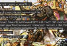 Roma in guerra contro Pirro, 280-275 a.C.