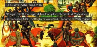 La guerra delle due rose, 1455-1485