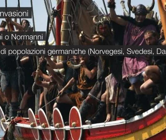 Le ultime invasioni: Saraceni, Ungari e Vichinghi