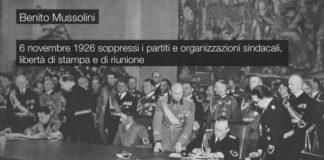 Benito mussolini: chi era e cosa ha fatto