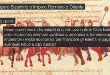 Storia dell'Impero romano d'Oriente o Impero bizantino