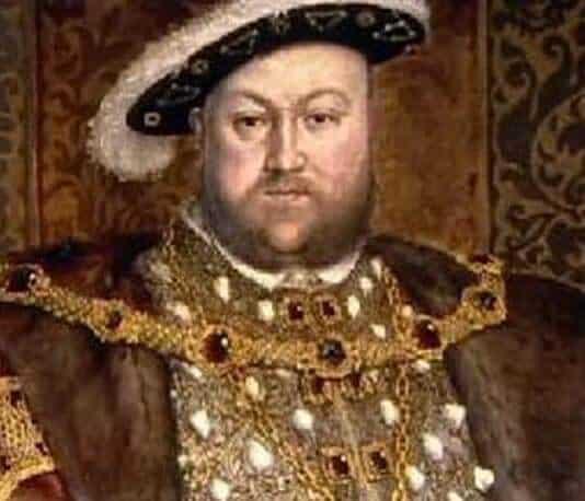 Enrico VIII d'Inghilterra, biografia e attività politica