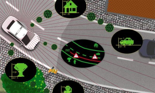 Come le auto a guida autonoma vedono grazie al LIDAR