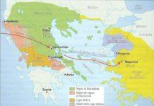 Le guerre macedoniche, 215-148 a.C. riassunto