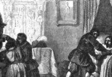 Don Rodrigo colpito dalla peste riassunto
