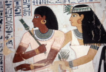 Arte egizia: architettura, scultura, pittura