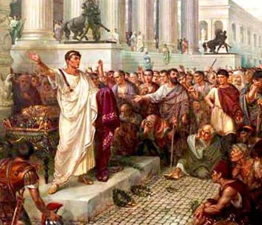 Le secessioni della plebe nell'antica Roma