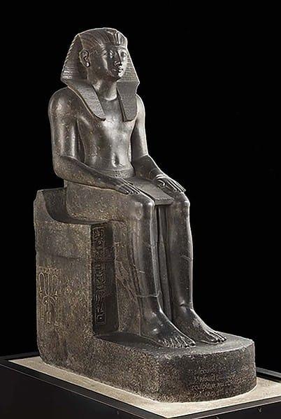 La scultura egizia