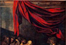 La morte della Vergine - storia e descrizione