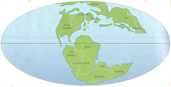 La storia geologica dell'Italia