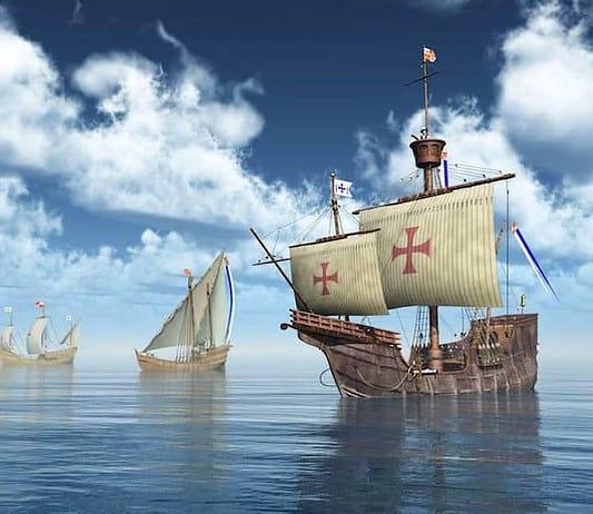 Scoperta dell'America: 12 ottobre 1492