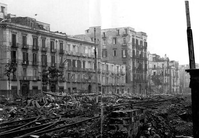 Conseguenze seconda guerra mondiale