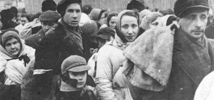 La persecuzione degli ebrei in Italia
