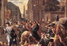 La peste di Atene nel 430 a.C.