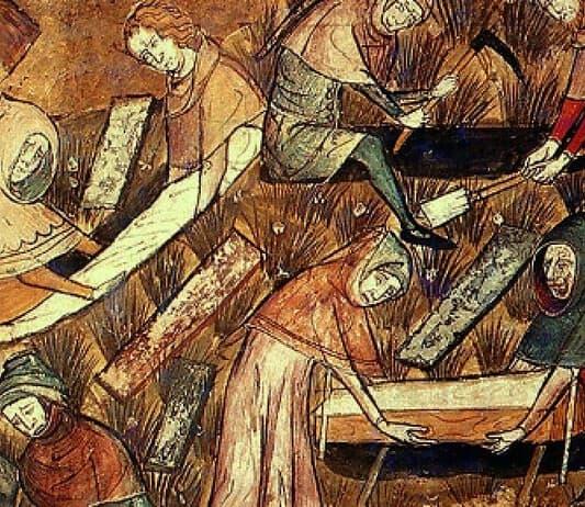 La peste di Giustiniano del 541 d.C.