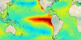 El Niño spiegazione del fenomeno