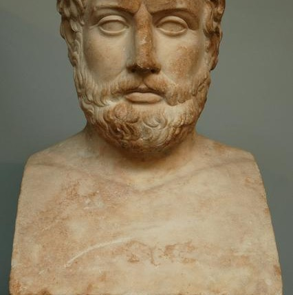 Eschine oratore e uomo politico ateniese, 390-314 a.C.