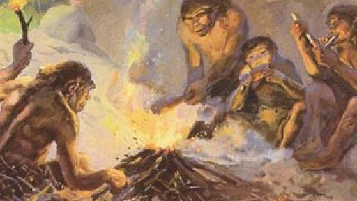La scoperta del fuoco e le sue conseguenze