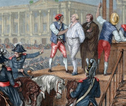 Luigi XVI e la Rivoluzione francese