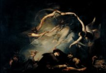 Il Paradiso perduto di John Milton, riassunto