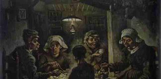 I mangiatori di patate Van Gogh