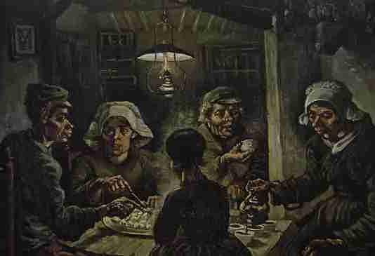 I mangiatori di patate