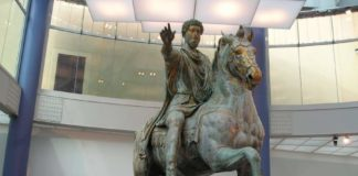 Statua di Marco Aurelio