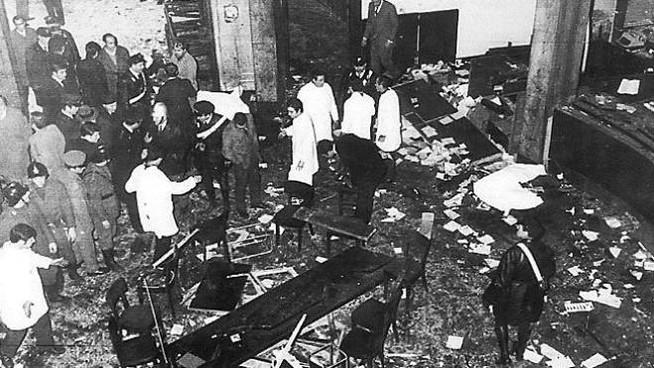 Strage di Piazza Fontana, 12 dicembre 1969