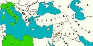 Colonie italiane nel continente africano