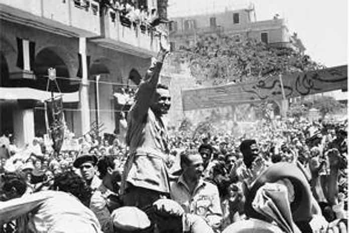 Crisi di Suez, 1956